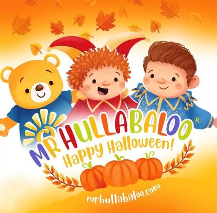 Mr Hullabaloo's Happy Halloween