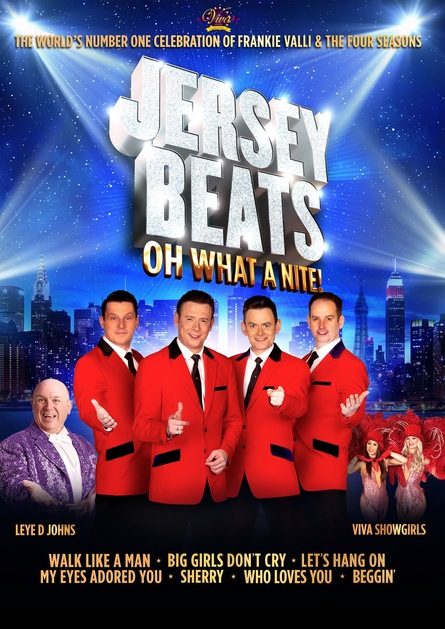 Jersey Beats - Oh What a Night!