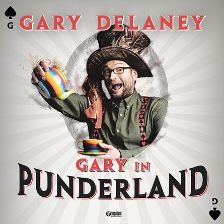 Gary Delaney: Gary In Punderland *