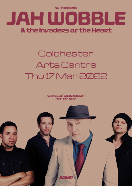 Jah Wobble & The Invaders of the Heart