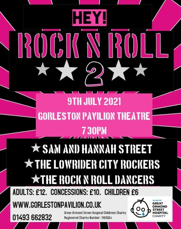Hey Rock n Roll 2!