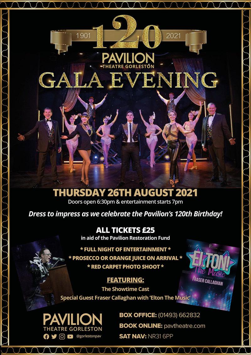 120th Birthday Gala Evening