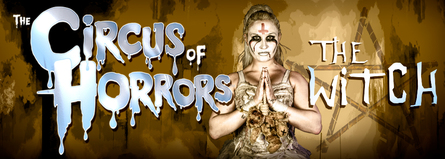 The Circus of Horrors - The Witch