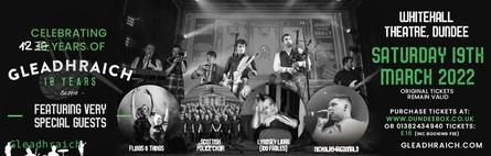 Gleadhraich 10th Anniversary Concert