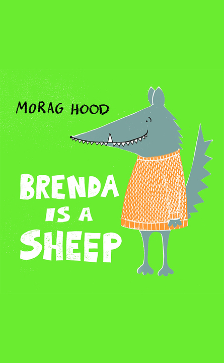 Drawing Brenda is a Sheep with Morag Hood at Ouseburn Farm