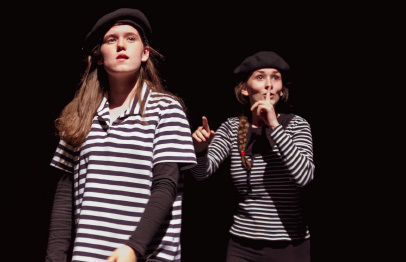 13 + Stage Acting