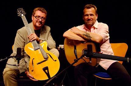 Martin Taylor & Martin Simpson