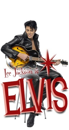 Lee Jackson is ELVIS