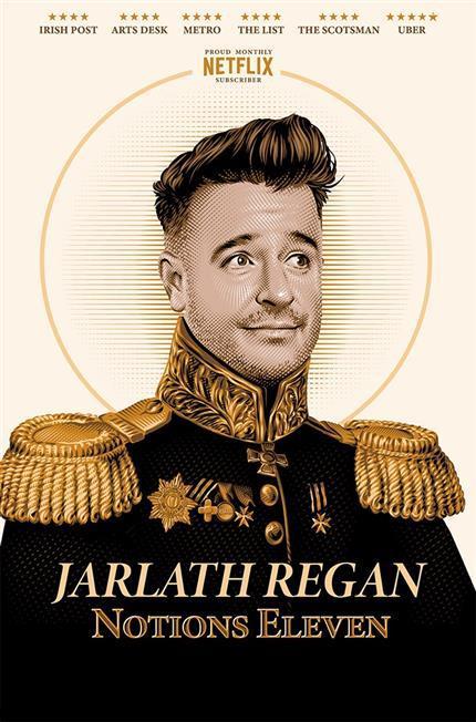 Jarlath Regan: Notions Eleven