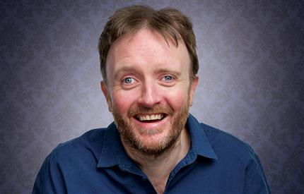 Chris McCausland: Speaky Blinder *