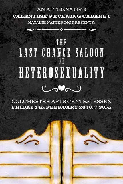 Alternative Valentine's Eve Cabaret - The Last Chance Saloon of Heterosexuality *