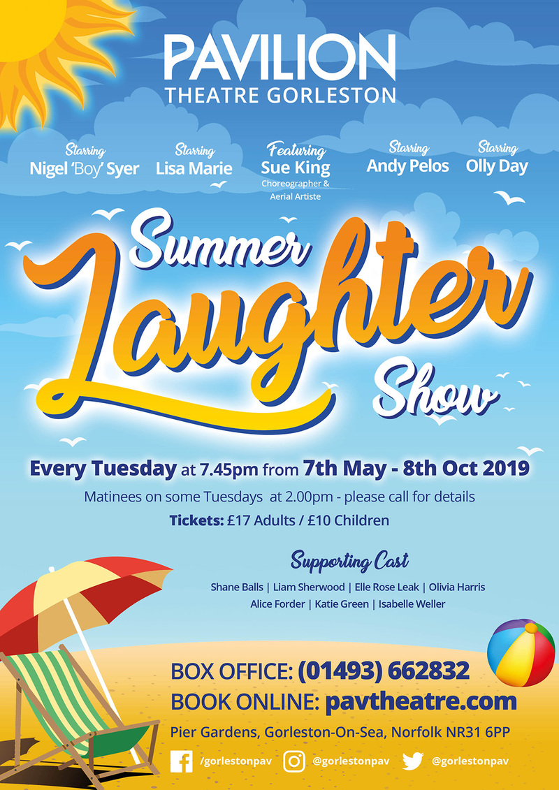 Summer Laughter Show