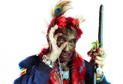 Lee Scratch Perry + Hobo Chang *