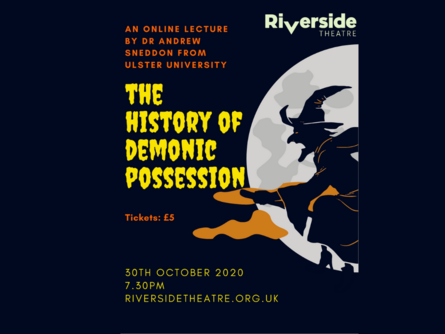The History of Demonic Possession - A Lecture by Dr Andrew Sneddon