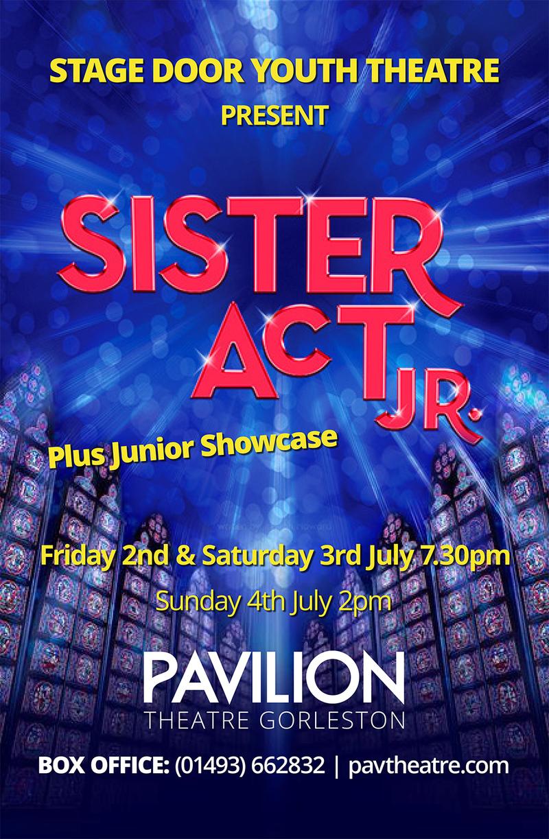 Sister Act - Plus Junior Summer Showcase