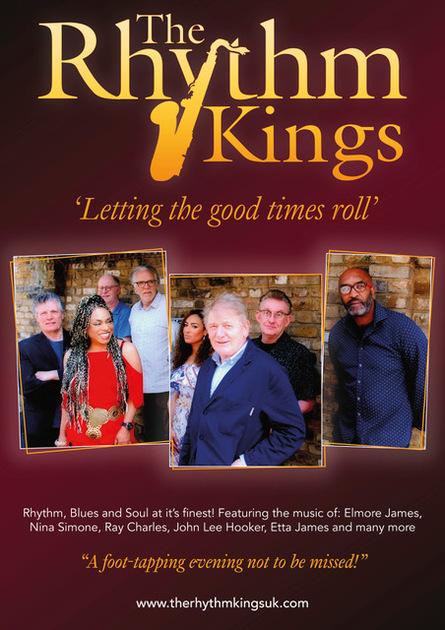 The Rhythm Kings featuring Beverley Skeete *