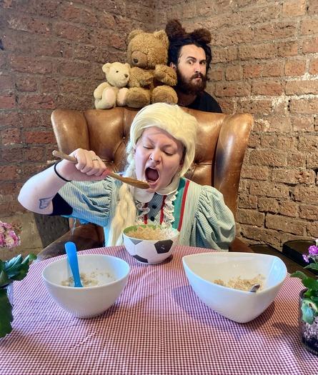 Breakfast With Goldilocks