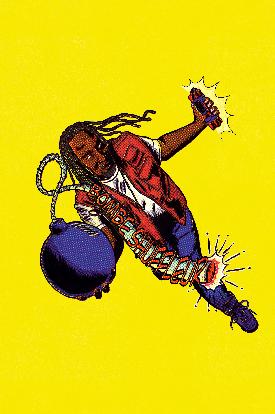 Reginald D Hunter - Bombe Shuffleur