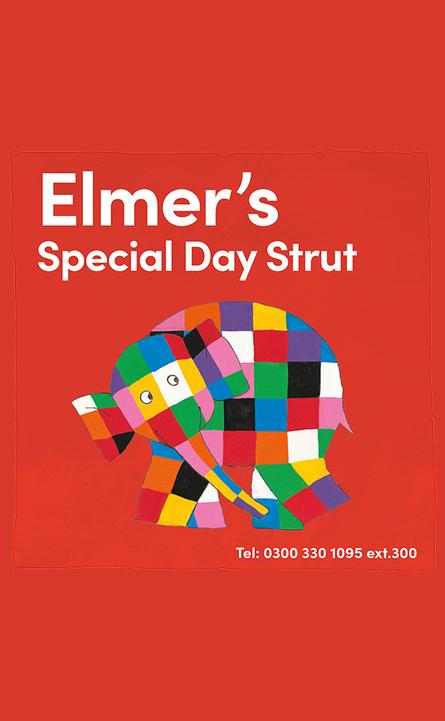 Elmer's 'Special Day' Strut