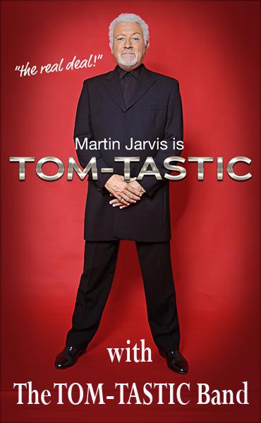 The Ultimate Tom Jones Tribute Show