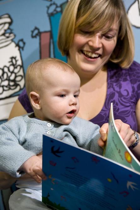 Bookworm Babies at Home