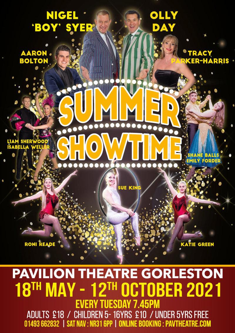 Summer Showtime 2021