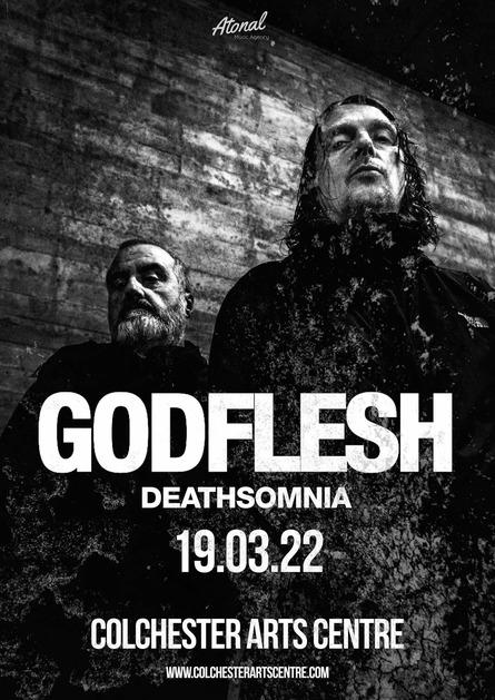 Godflesh + Deathsomnia