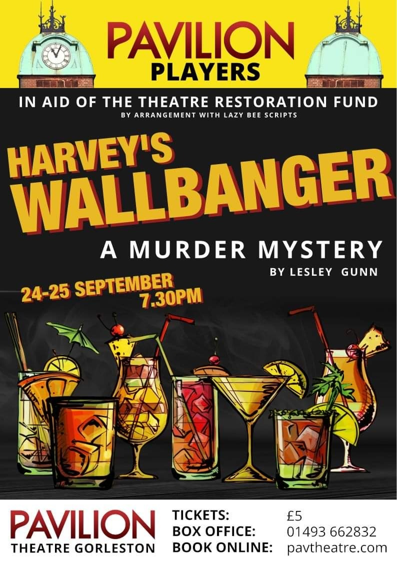 Harvey's Wallbanger