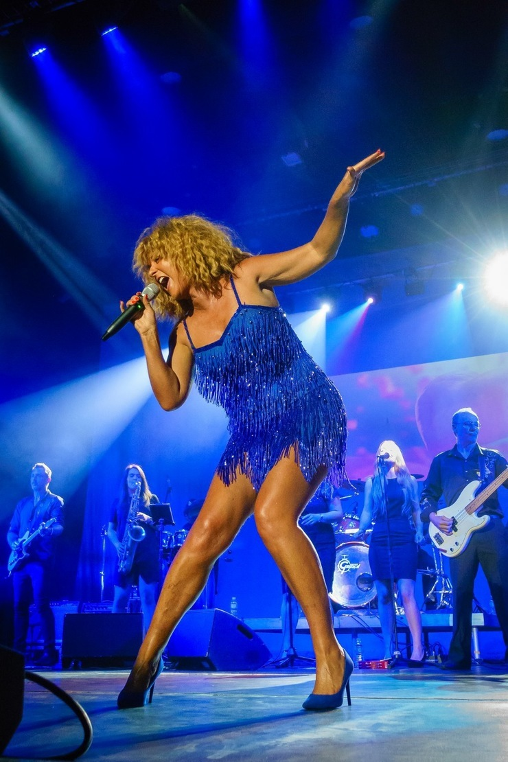 Tina Live - A Tribute Show To Tina Turner