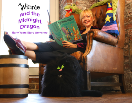 Winnie and the Midnight Dragon Story Workshop