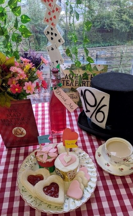 Mad Hatter's Afternoon Tea Party