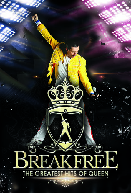 Break Free - The Greatest Hits of Queen