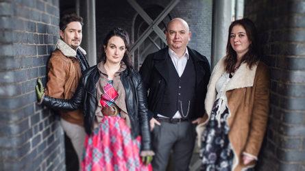 The Melrose Quartet *