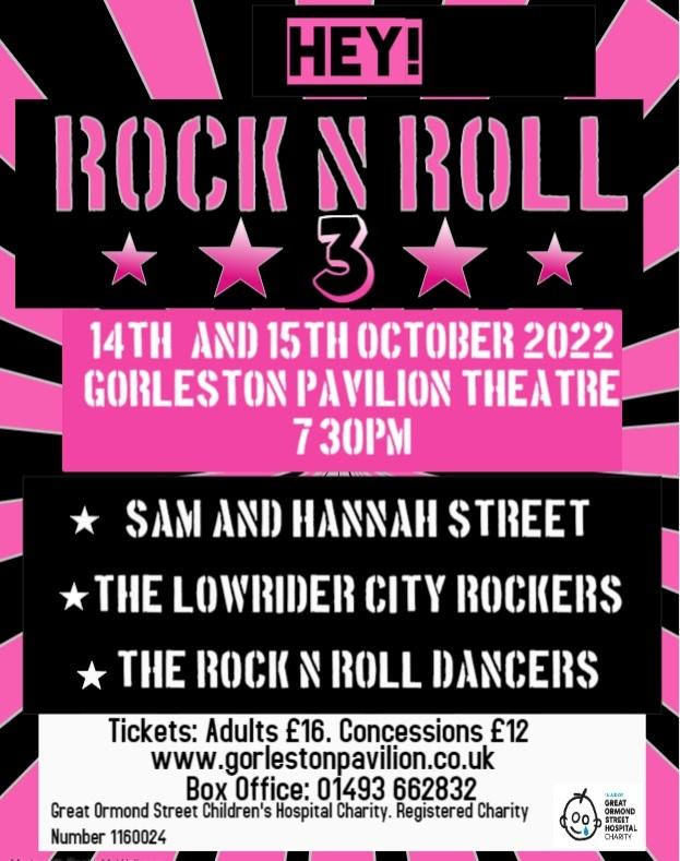 Hey Rock N Roll 3