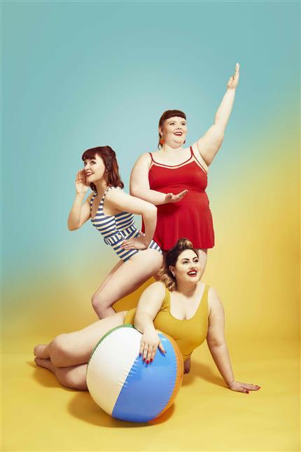 The Roaring Girls: Beach Body Ready *