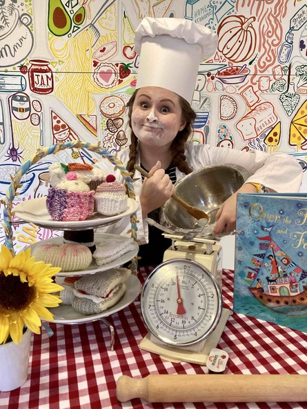 Pat-a-Cake, Pat-a-Cake: Afternoon Tea For Tots