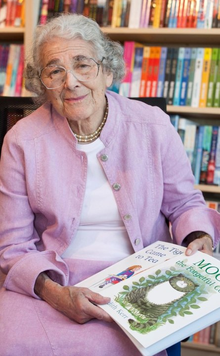 Holocaust Memorial Day: Remembering Judith Kerr