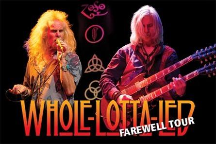 Whole Lotta Led - Farewell Tour *