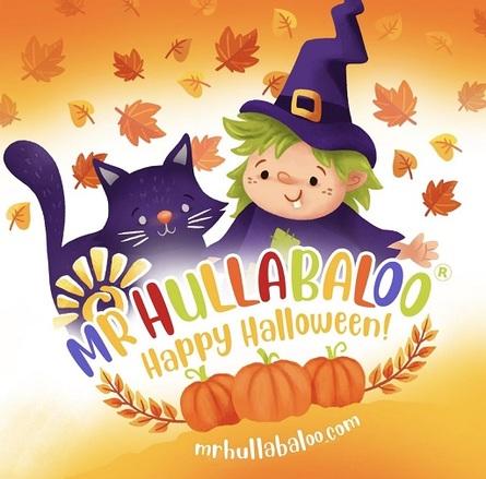 Happy Halloween Family Fun Walking Trail