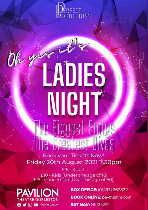 Oh Yes! It's Ladies Night