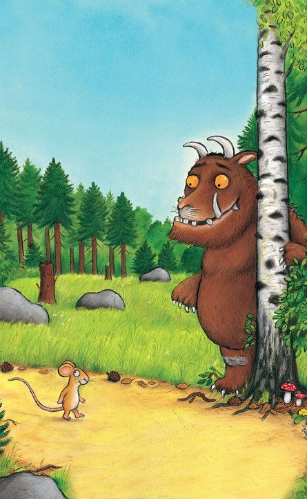 The Gruffalo Mini Story Workshop
