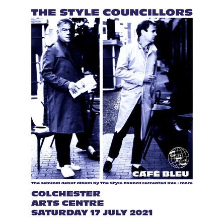 The Style Councillors - Cafe Bleu Tour *