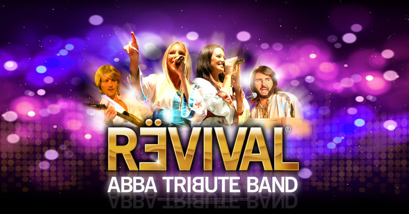 ABBA THE REVIVAL