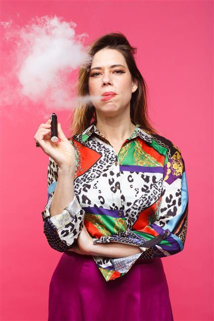 Lou Sanders: Say Hello To Your new Step-Mummy - RESCHEDULED