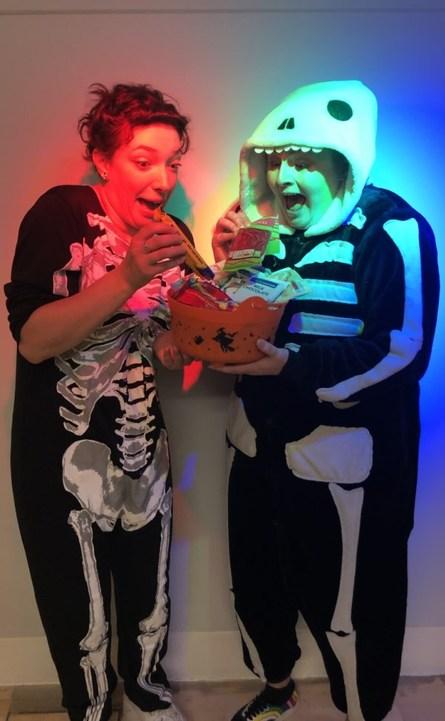 Funnybones Trick-or-Treat Cabaret