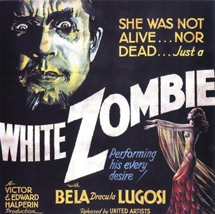 Classic Horror Night 1930s Style: Bela Lugosi's White Zombie with live Score