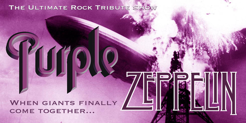 PURPLE ZEPPELIN
