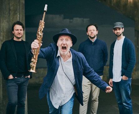 Julian Costello Quartet - Connections: Without Borders
