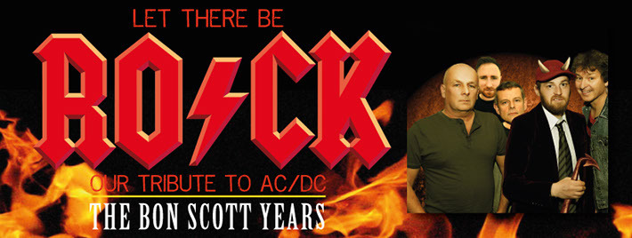 Let There Be Rock UK - AC/DC Tribute