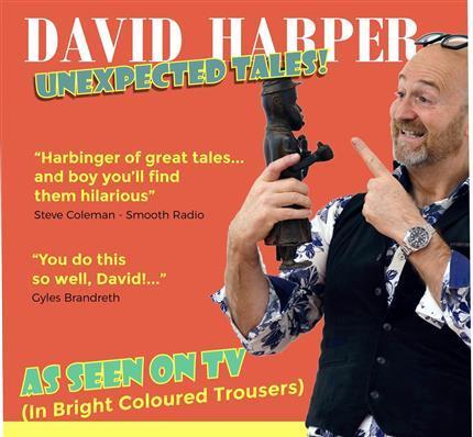 David Harper: Unexpected Tales *